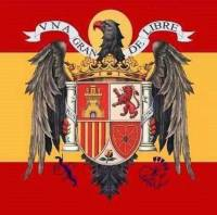 bandera del águila