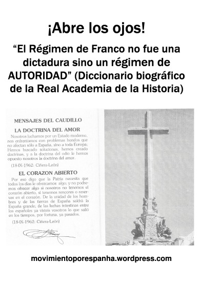 Cartel regimen de autoridad