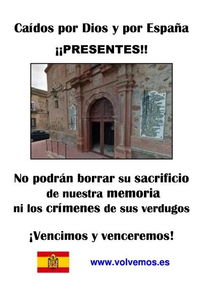 Caídos por Dios y por España