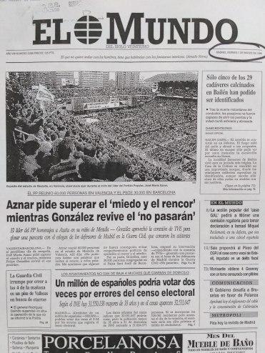fraude electoral 1996